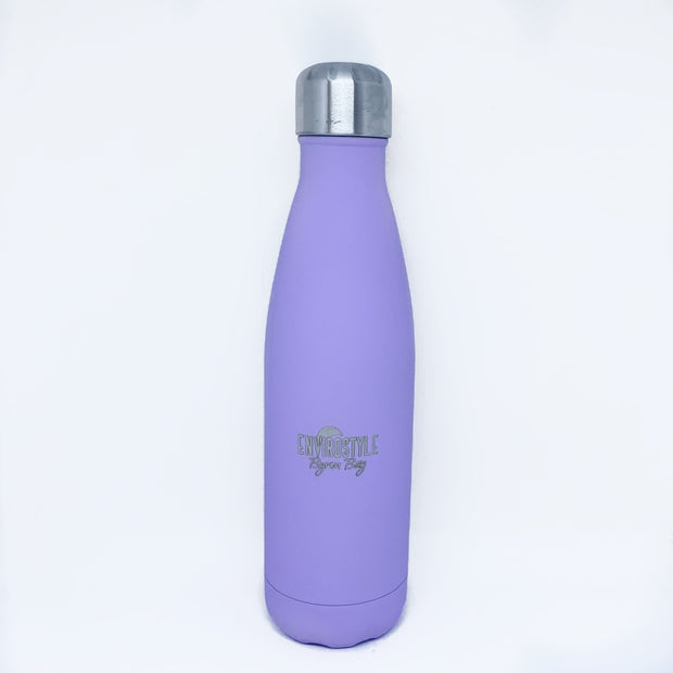 Stainless Steel Bottle - Pale Purple