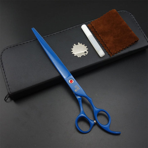 "8"" Professional Pet Grooming Scissors - One Pair"