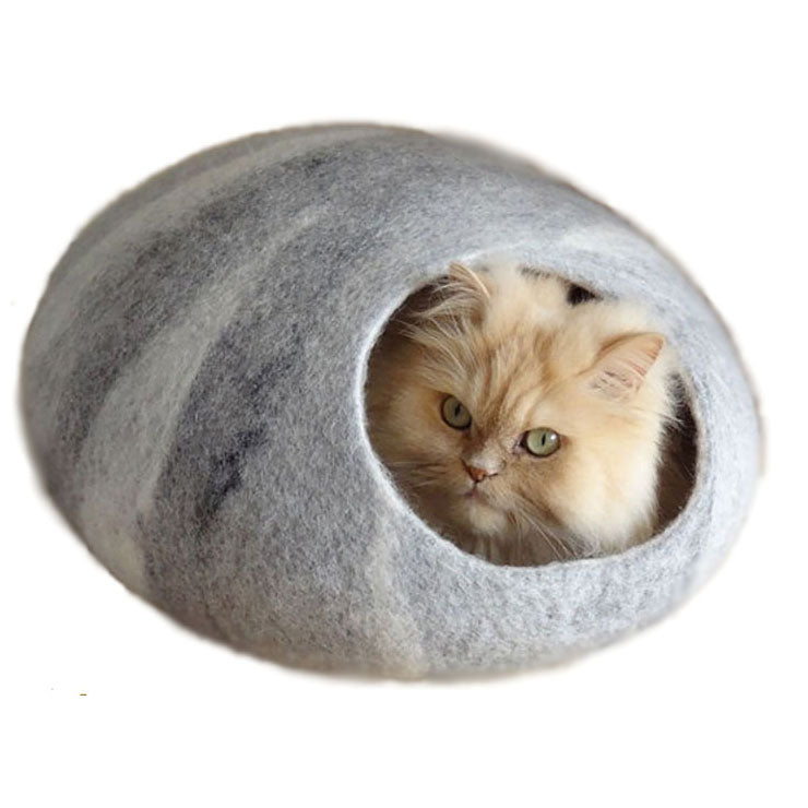 Handmade Wool Cave - Amazing Pet