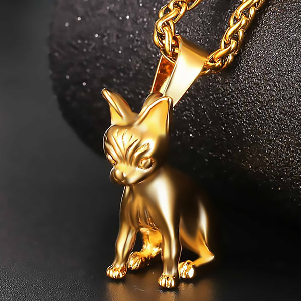 Chihuahua Pendant Necklace - Amazing Pet