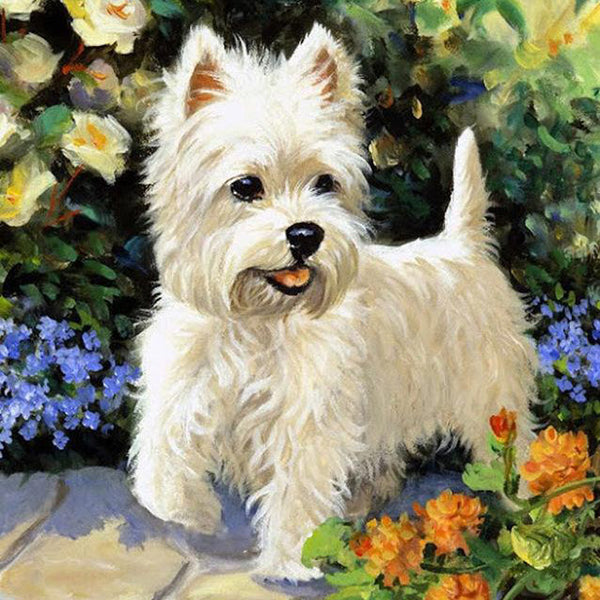 DIY Diamond Painting - Dogs - Amazing Pet