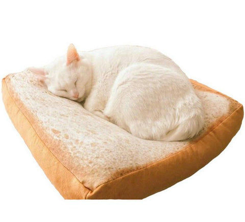 Bread Shaped Pet Bed / Cushion