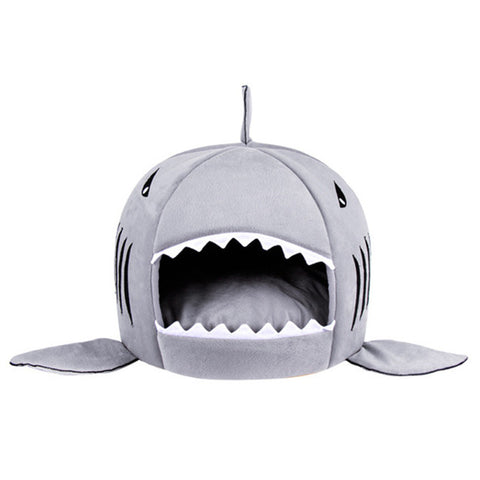 Shark Shaped Pet Bed - Amazing Pet