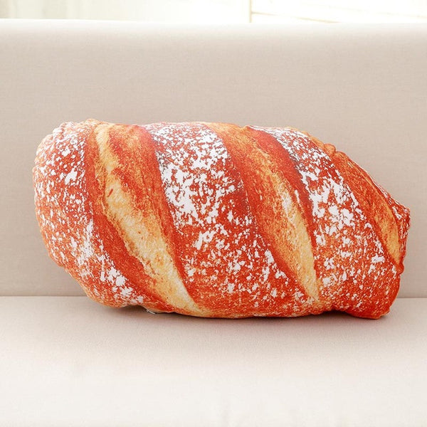 Creative Bread / Pizza Pillow
