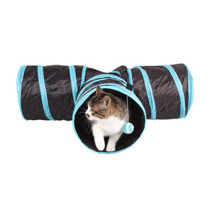 3 Way Exercise Tunnel for Small Animals