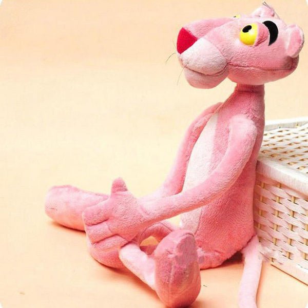 Pink Panther Stuffed Toy - Amazing Pet