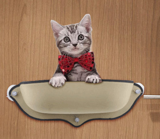 Removable Cat Window Bed - Amazing Pet
