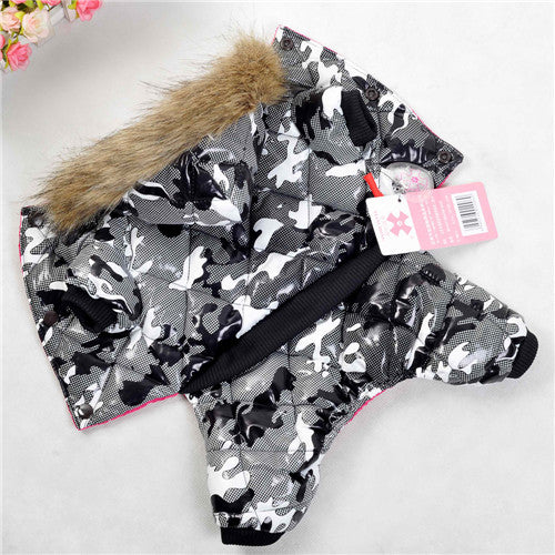 Winter Dog Clothes - Amazing Pet