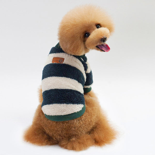 Fleece Sweater for Small Dogs and Cats