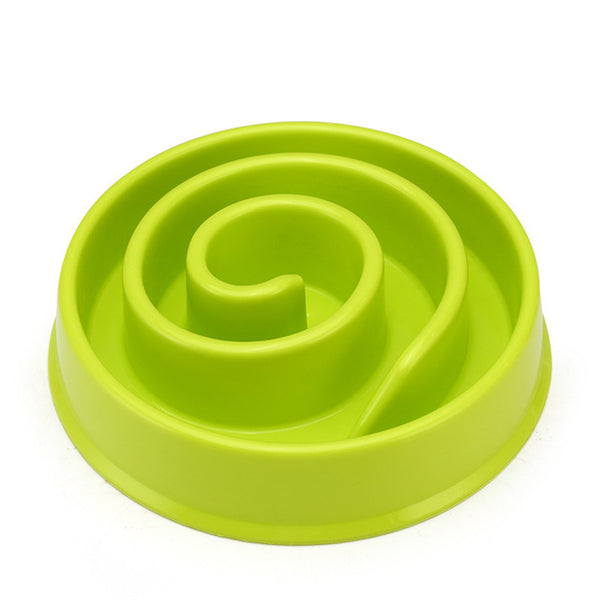 Slow Feed Dog Bowl - Amazing Pet