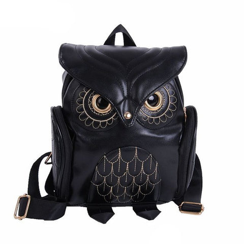 Cute Owl Backpack - Amazing Pet
