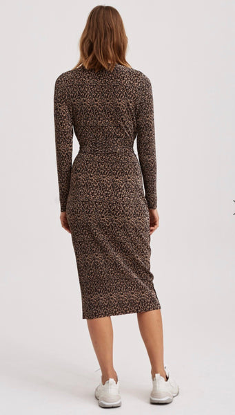 The Fifth Label Long Sleeve Saloon Dress