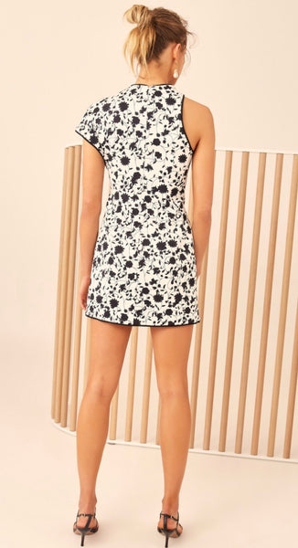 C/MEO Collective Only With You Short Sleeve Dress
