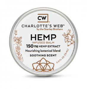CW HEMP INFUSED BALM