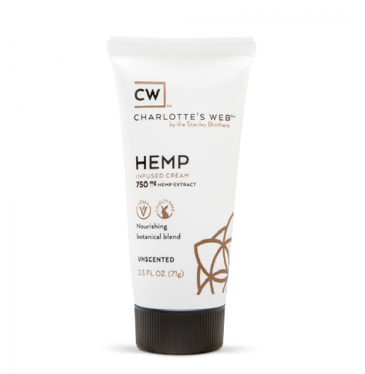 CW HEMP INFUSED CREAM