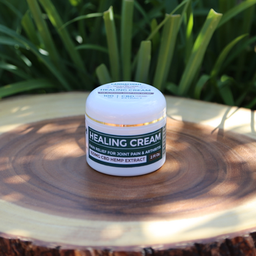 Cannalujah™ Healing Cream 100mg Hemp Extract