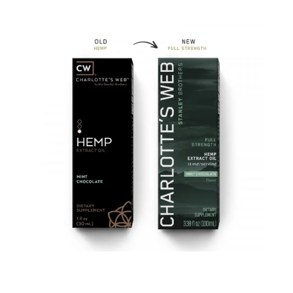 CHARLOTTE'S WEB EVERYDAY HEMP OIL
