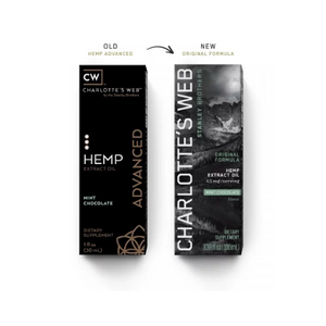 CHARLOTTE'S WEB EVERYDAY ADVANCED HEMP OIL