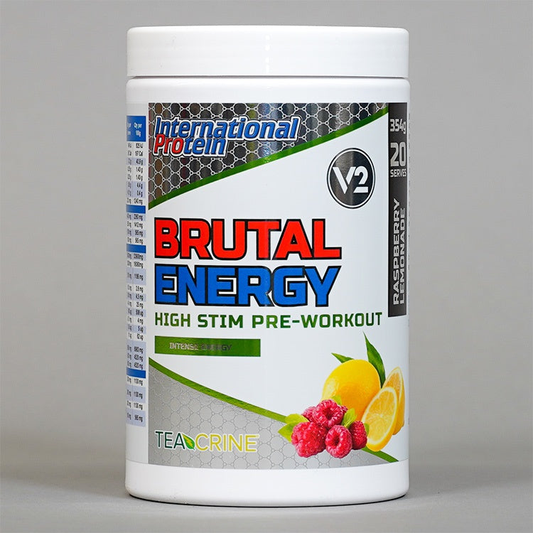 INTERNATIONAL PROTEIN BRUTAL ENERGY V2