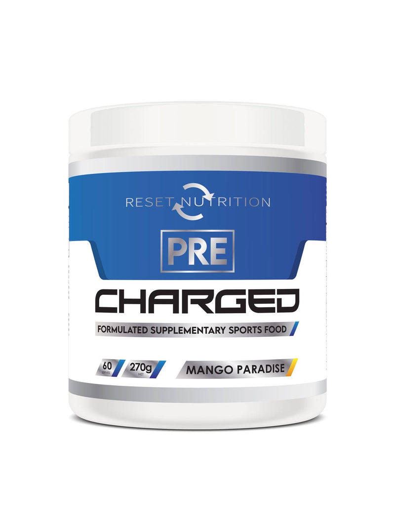 RESET NUTRITION PRE CHARGED
