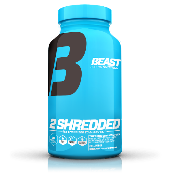BEAST 2 SHREDDED CAPSULES