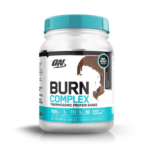 OPTIMUM NUTRITION BURN COMPLEX PROTEIN