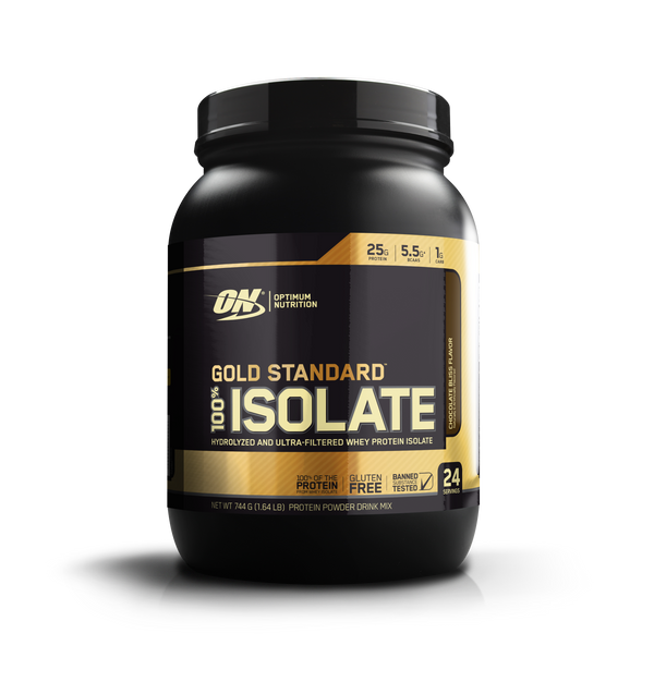OPTIMUM NUTRITION 100% GOLD STANDARD ISOLATE