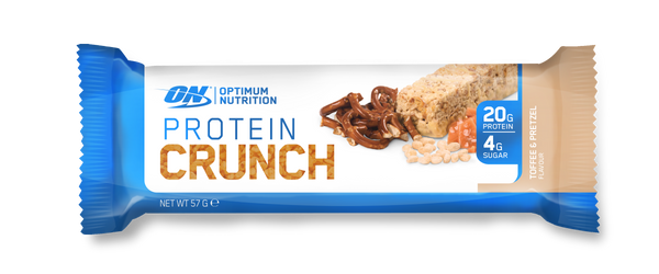 OPTIMUM NUTRITION PROTEIN CRUNCH BAR