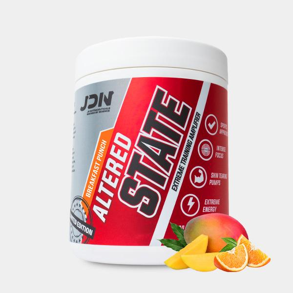 JDN NUTRACEUTICALS ALTERED STATE