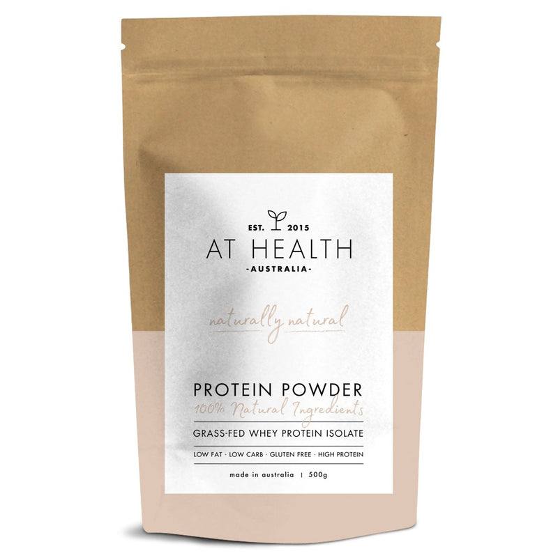 AT HEALTH PROTEIN POWDER