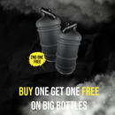 BUY ONE GET ONE FREE BIG BOTTLE