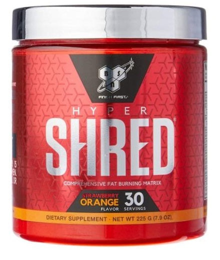 BSN HYPERSHRED 30 SERVES (EXP 11/20)