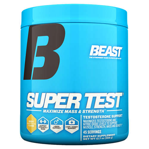 Super Test Beast Nutrition