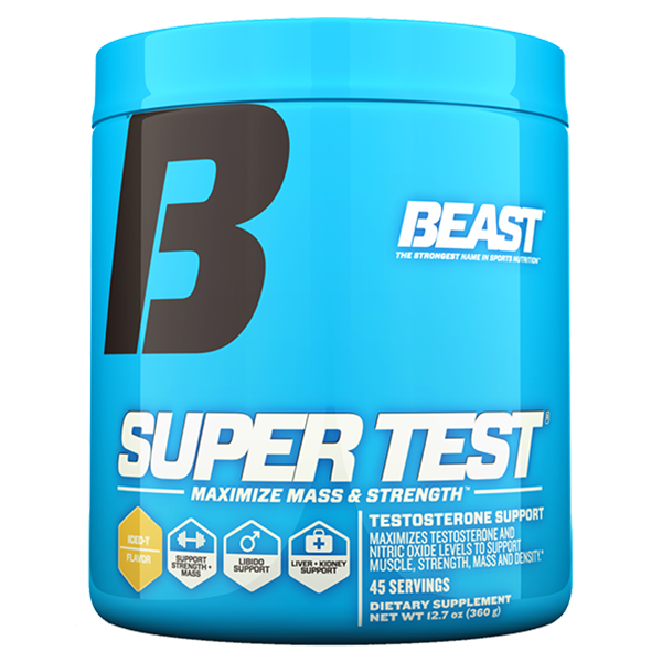 BEAST NUTRITION SUPER TEST