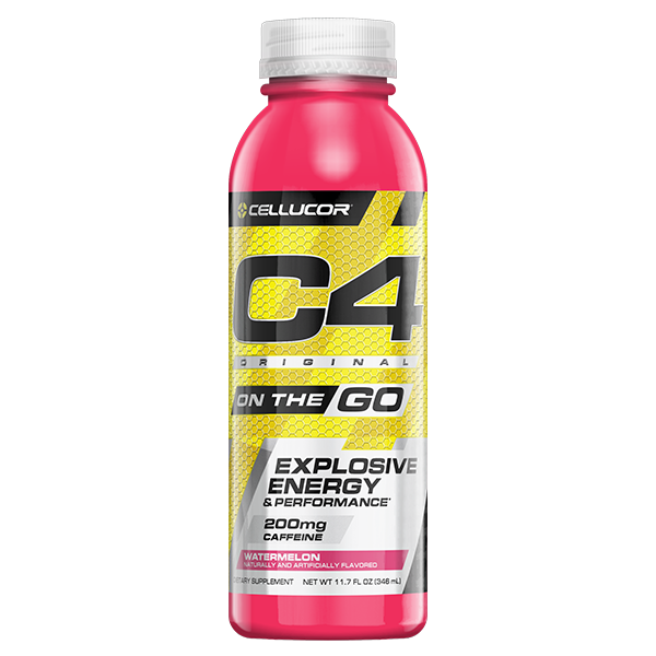 C4 PRE WORKOUT READY-TO-DRINK