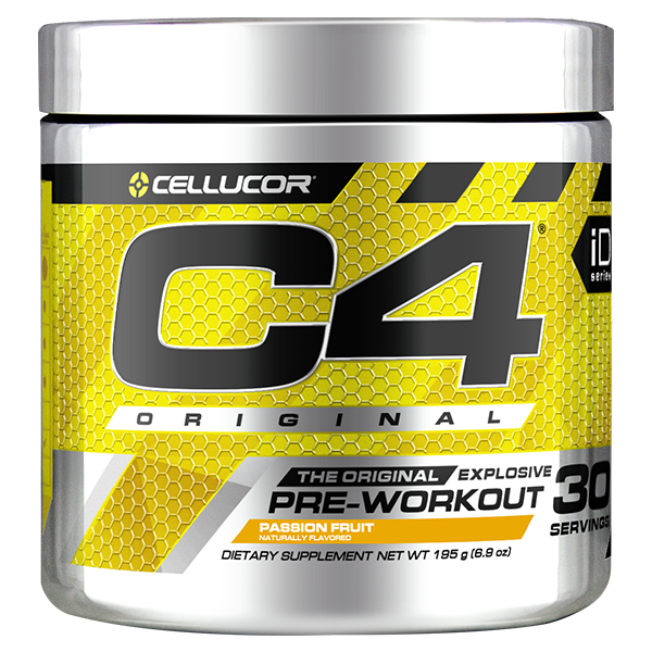 CELLUCOR C4 ID SERIES