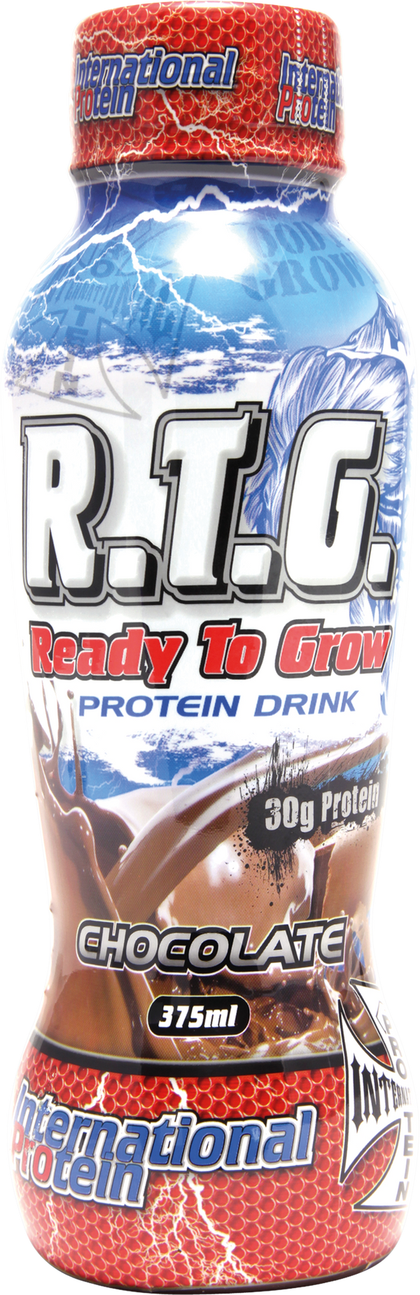 READY-TO-GROW PROTEIN DRINK