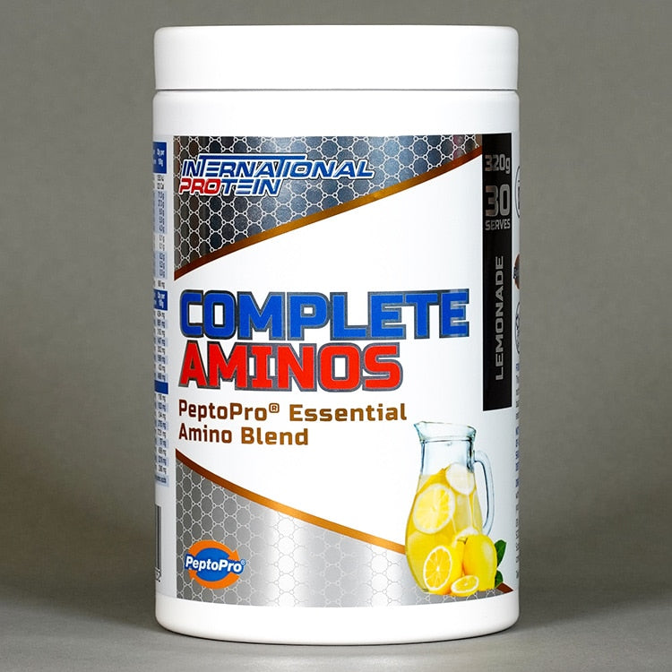 INTERNATIONAL PROTEIN COMPLETE AMINOS