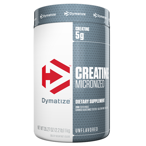 DYMATIZE MICRONIZED CREATINE