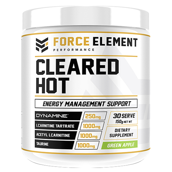 FORCE ELEMENT CLEARED HOT