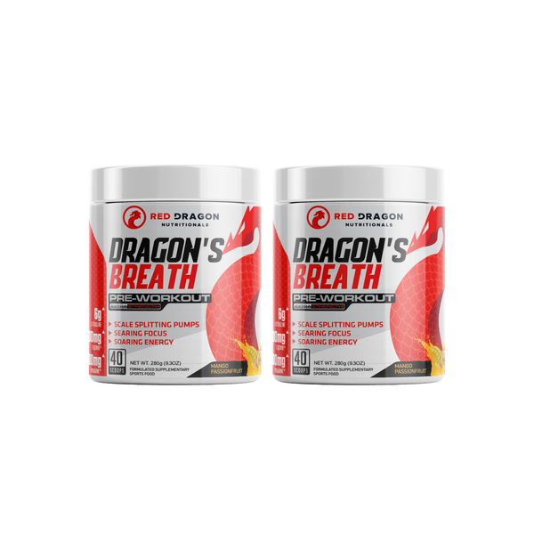 DRAGONS BREATH TWIN PACK