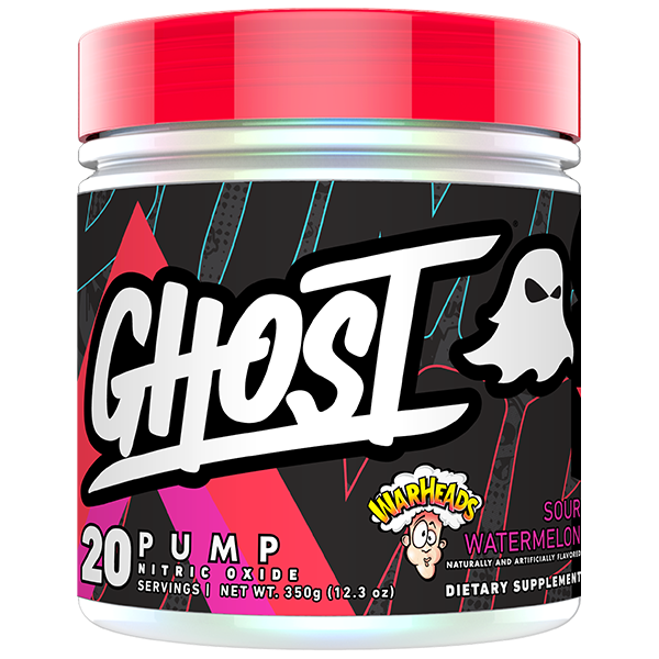 Ghost Pump Sour Watermelon Nitric Oxide