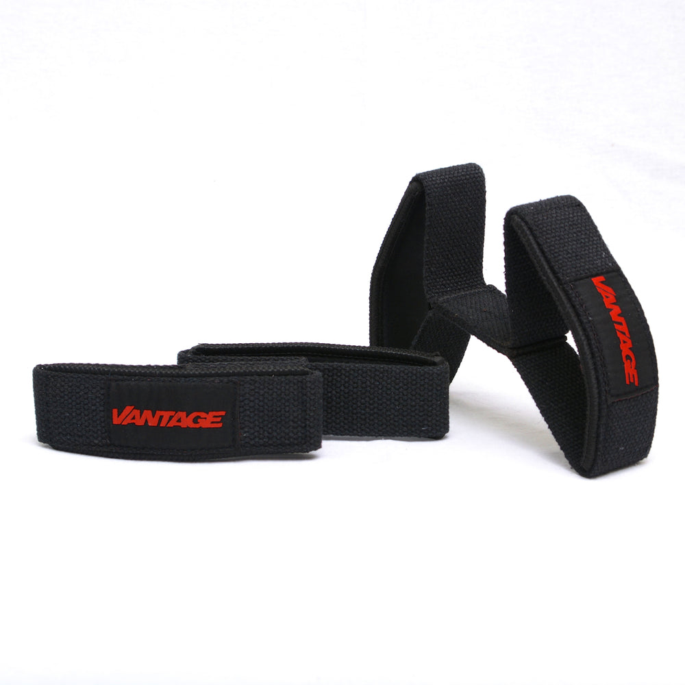 Double Loop Lifting Straps Vantage Strength