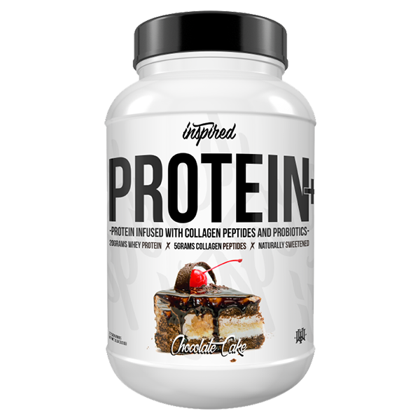 INSPIRED NUTRA PROTEIN+