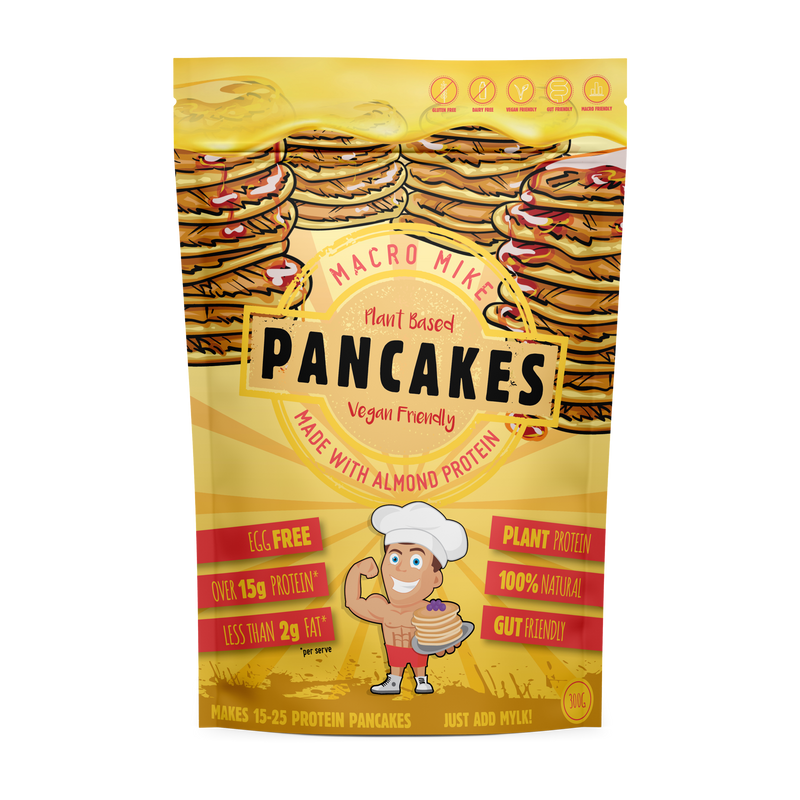MACRO MIKE ALMOND PANCAKE MIX