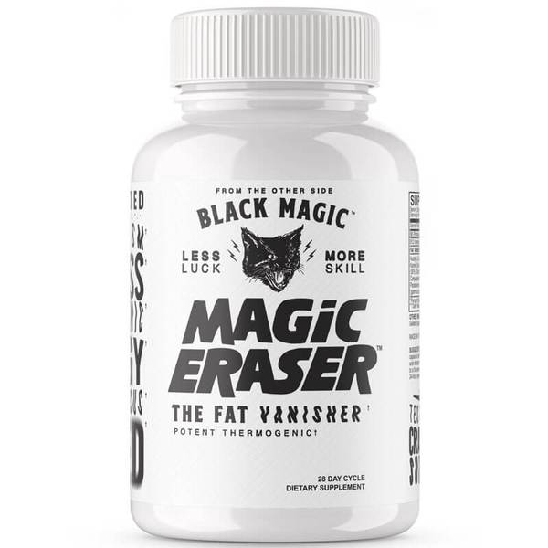 BLACK MAGIC MAGIC ERASER