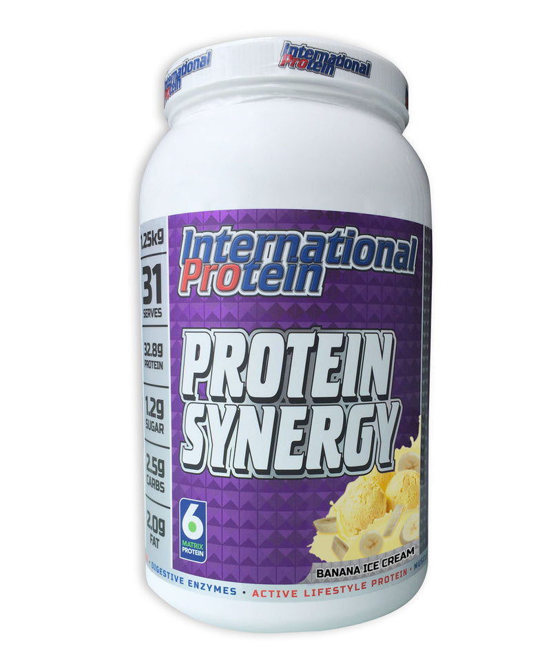 INTERNATIONAL PROTEIN SYNERGY 5