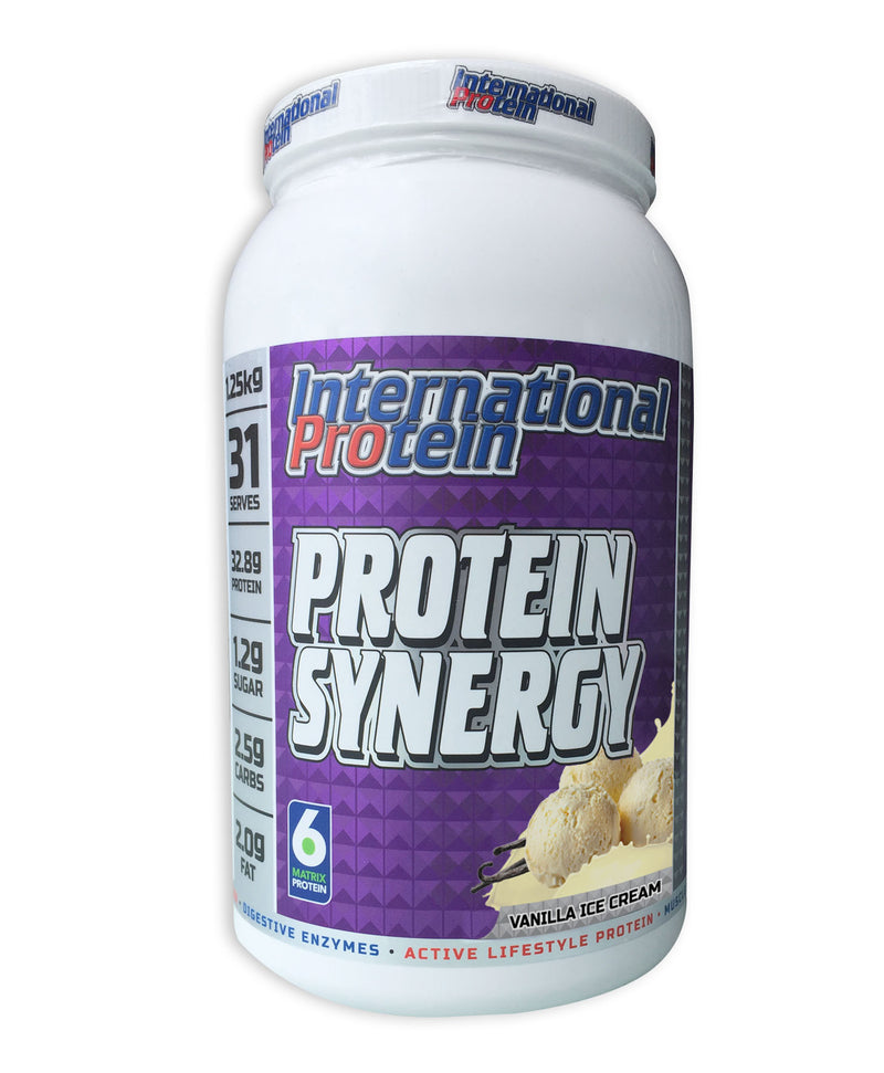 INTERNATIONAL PROTEIN SYNERGY 5 - 1.25kg