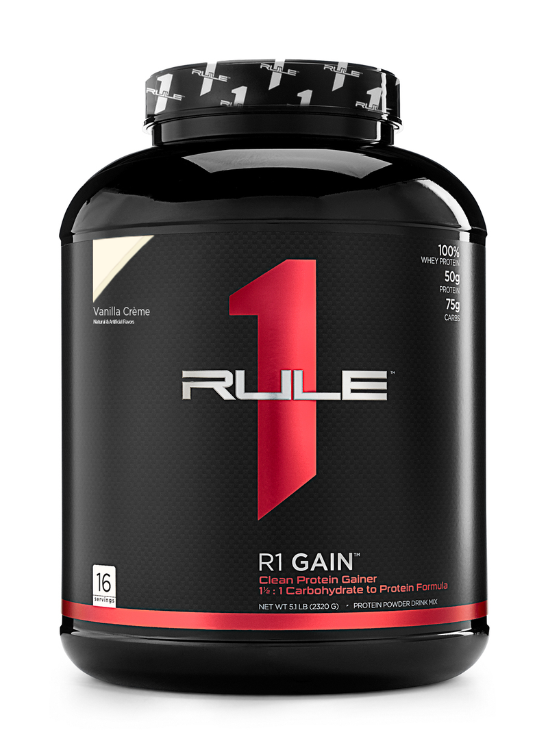 RULE1 LBS MASS GAINER