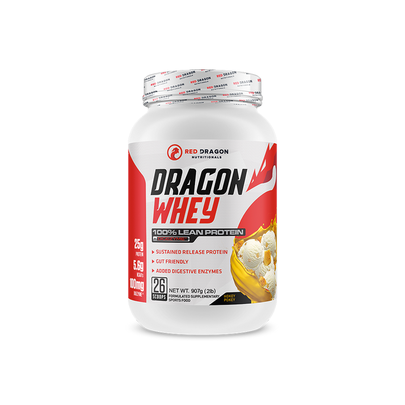 RED DRAGON NUTRITIONALS DRAGON WHEY